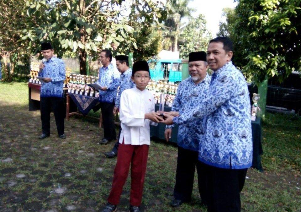 Kejuaraan Lomba Tahfidz Al Qur'an , Kaligrafi dan Cerdas Cermat SDIT SUIS
