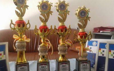 Kejuaraan Lomba LCCI dan Lomba Puisi SMA SUIS Leuwiliang