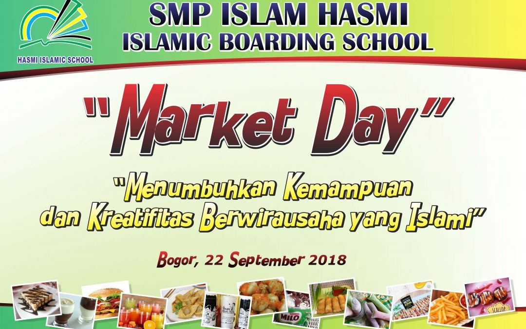 Market Day SMP ISLAM HASMI
