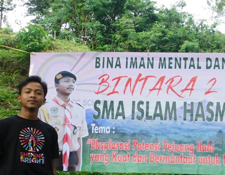 BINTARA (Bina Iman Mental dan Raga) – SMA Islam Hasmi Putra